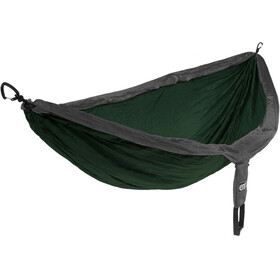 ENO Double Nest Hammock forest charcoal